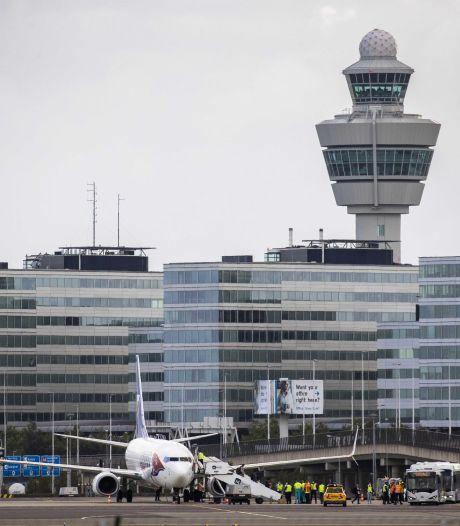 Vliegmaatschappijen willen niet opdraaien voor tekorten Schiphol