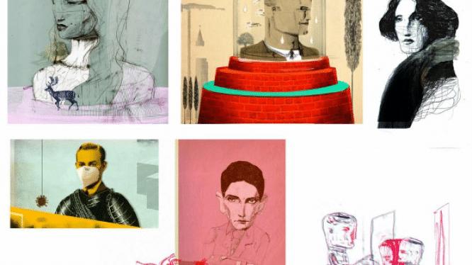 Werken van Aarschottenaar Johan Dockx tot 26 september te bezichtigen in CC Het Gasthuis