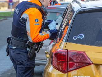Zeven chauffeurs onder invloed van alcohol of drugs bij grote verkeerscontroles in Liedekerke en Asse