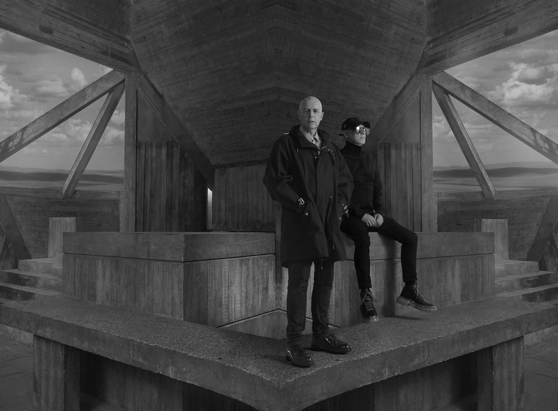 Pet Shop Boys in 2020. Beeld K2 - Phil Fisk