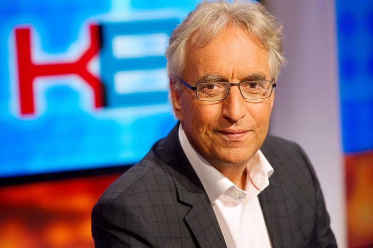 Andries Knevel heeft het imago van een betweterige meneer die het conservatieve deel van christelijk Nederland vertegenwoordigt. Ten onrechte. Beeld anp