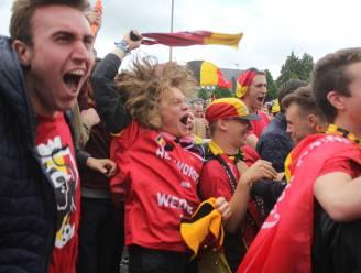 """EK beleven in Aalst: """"Geen megagroot scherm, maar voetbal kijken op de terrassen"""""""
