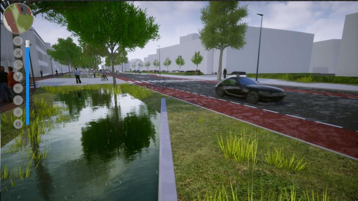 Oldenzaalsestraat in centrum Enschede krijgt waterberging en groenstrook in één