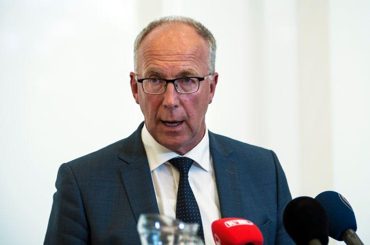 Gerben Gerbrandy werd toch geen informateur in Friesland. Beeld ANP