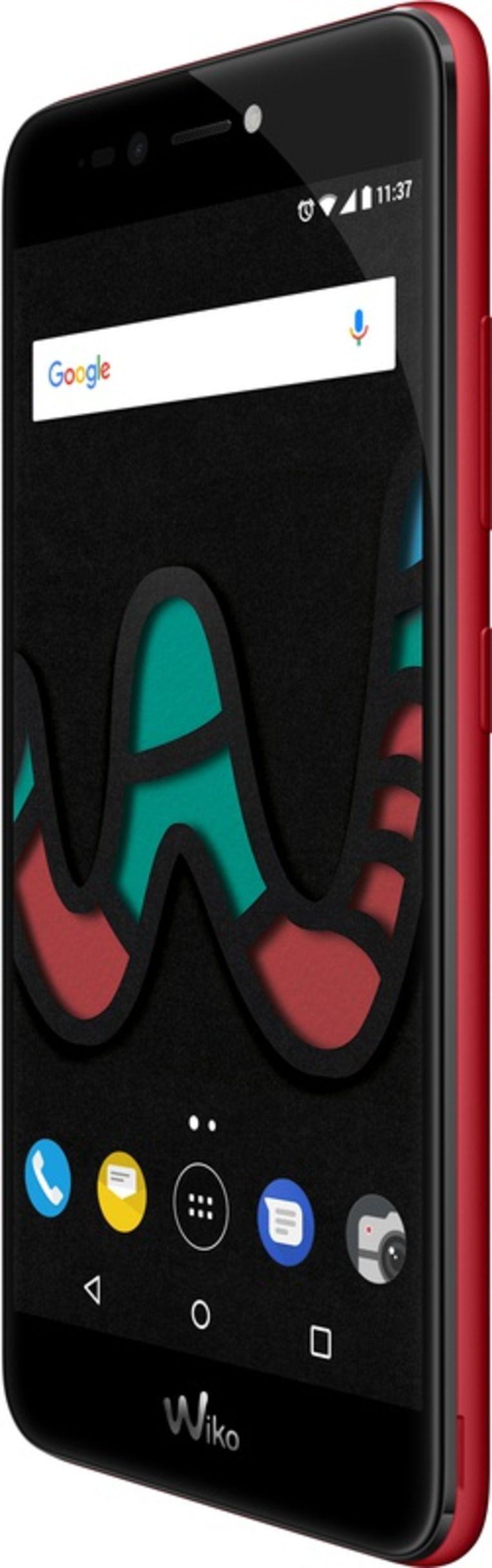 De Wiko Upulse-smartphone.