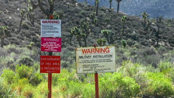 Meer dan half miljoen Amerikanen wil mysterieuze legerbasis Area 51 bestormen om marsmannetjes zien