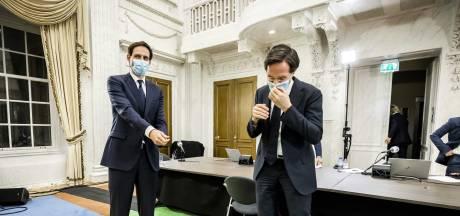 VVD en CDA laten met programma schuld het hardst oplopen