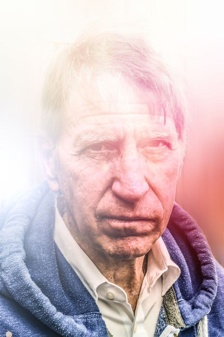 Paul De Knop, Kontich, 4/7/2020 Beeld Koen Bauters