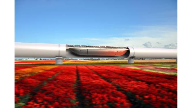 Met 1000 kilometer per uur racen door Europa? Delftse Hyperloop krijgt 15 miljoen euro van Brussel