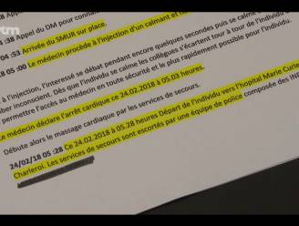 """Politierapport over arrestatie Chovanec verzwijgt details over geweld: """"Dit verslag is op zijn minst onvolledig"""""""