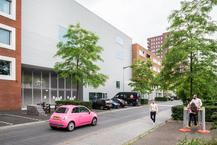 DeLaMar West in Amsterdam.  Beeld Simon Lenskens