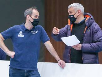 De Yellow Tigers zetten hun voorbereiding van de 'Volley Nations League' in met een oefenwedstrijd in de sporthal van Beveren