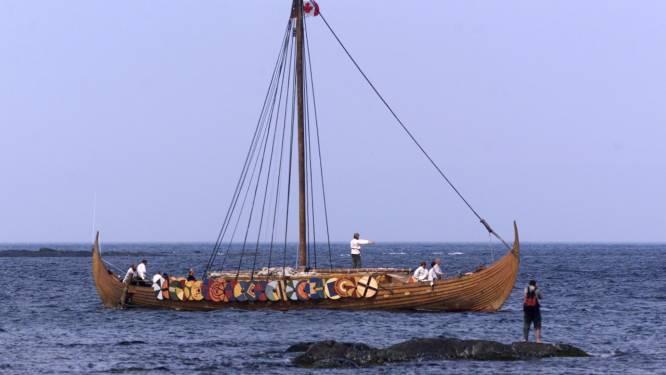 Vikingen waren 500 jaar vóór Columbus al in Amerika: Nederlandse techniek meet precieze jaar