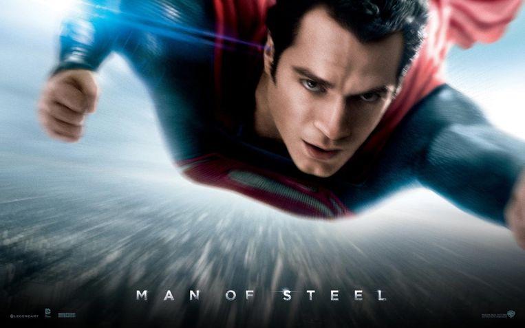 Man of Steel. Beeld Youtube