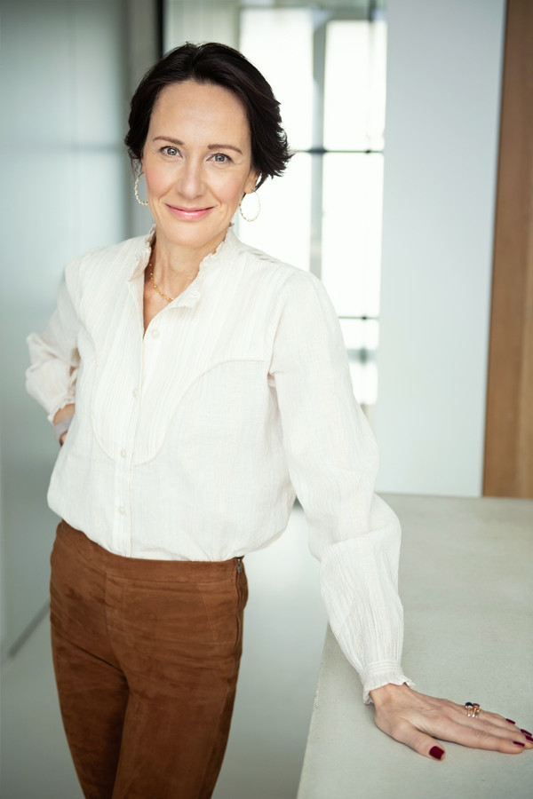 Saskia Egas Reparaz, vanaf 1 juni de ceo van Hema.