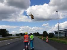 A1 bij Rijssen weer open na ravage: 'Ging ineens heel vlot'