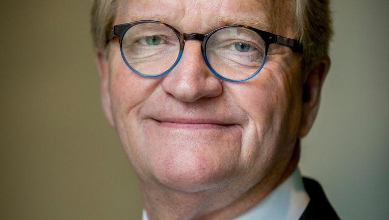 Hans de Boer: 'Amsterdammers weten altijd precies wat ze in de aanbieding hebben, maar met de haven ligt het net even anders.' Beeld anp