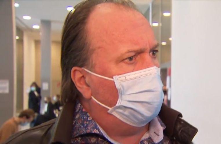 Jeff Hoeyberghs. Beeld VTM Nieuws