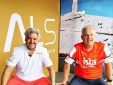 Froger en Acda fietsen met met deelnemers Tour du ALS 1,2 miljoen euro bij elkaar