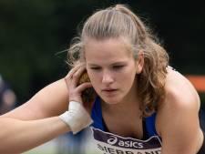Twee medailles voor Jonne Siebrand bij NJK atletiek