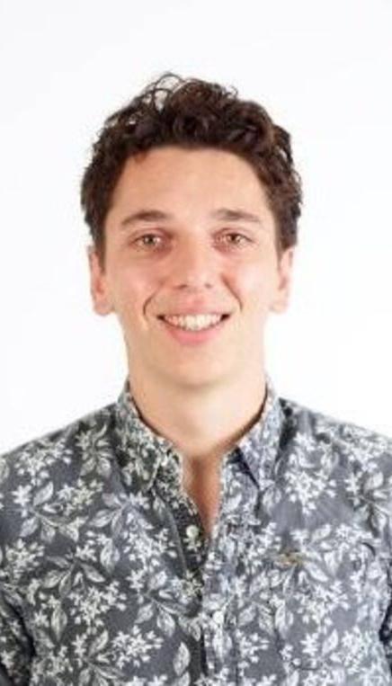 Le directeur Christiaan Pol,