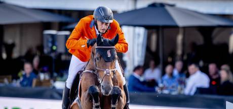 Springruiter Marc Houtzager mag voor de derde keer naar de Olympische Spelen, nu met de pijlsnelle Dante