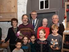 Molenaars Hub van Erve en Jan Scheirs krijgen in Oisterwijk 'blijk van waardering'