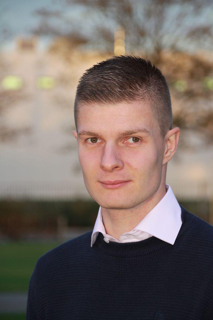 Dirk (31) leerde zuinigheid van zijn vader, die opgroeide in de wederopbouw.
