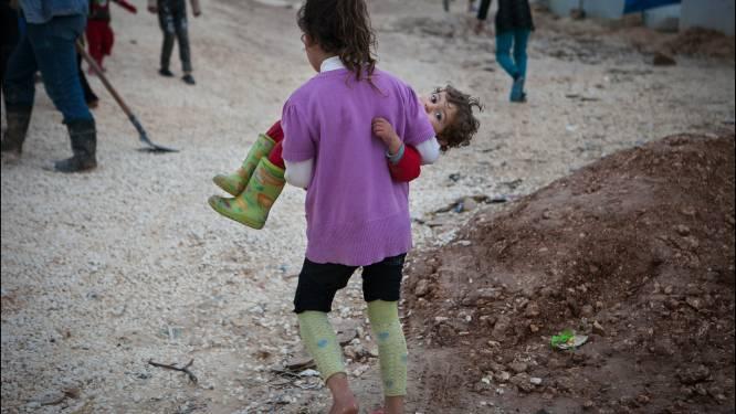 """""""Miljoenste kind dat uit Syrië wegvlucht, is nieuwe mijlpaal van schaamte"""""""