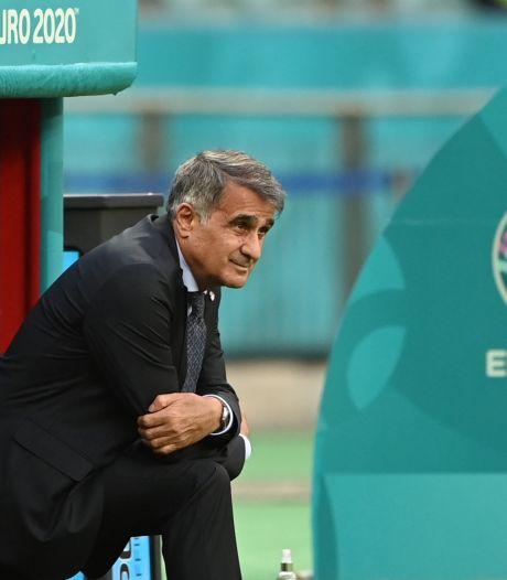 Bondscoach Oranje-opponent Turkije wil na mislukt EK aanblijven: 'WK grote doel'