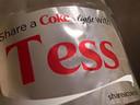 Paul en Arlette zochten ruim anderhalve maand naar een flesje met de naam Tess