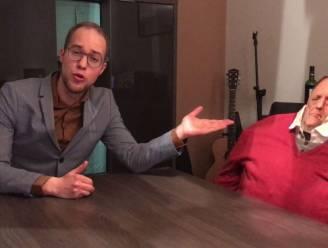 """Leuvense zanger 'leent' Marc Van Ranst voor nieuwe videoclip: """"Ik hoop dat hij het kan waarderen"""""""