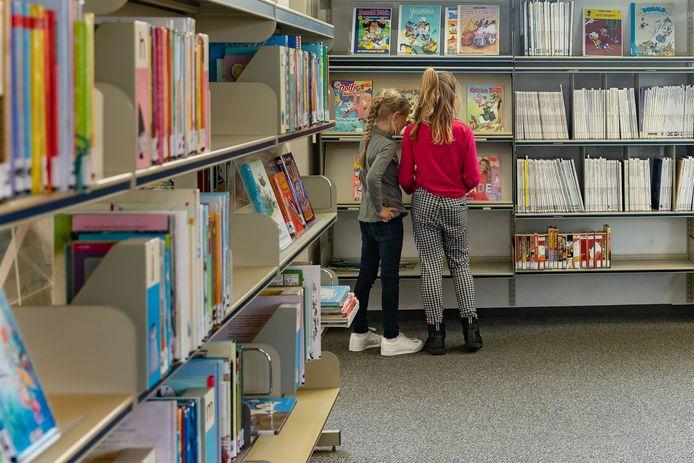 Zowel ouderen als kinderen zijn bang voor het vertrek van hun bibliotheek.