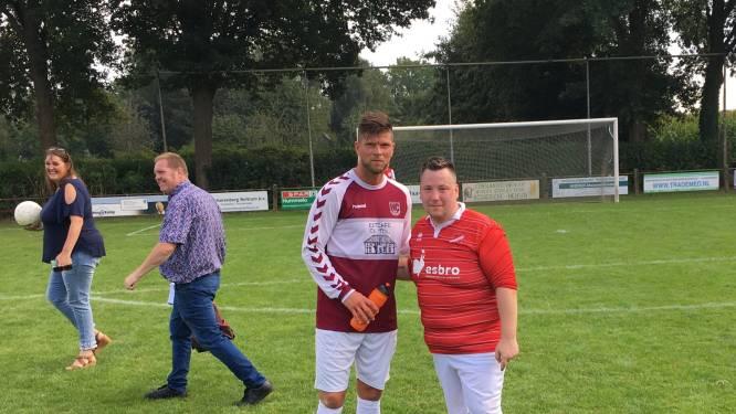 Huntelaar maakt rentree op voetbalveld bij Achterhoekse amateurclub: 'Hij was wonderbaarlijk fit'