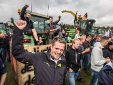 Op pad met boer Joris in Den Haag: 'Deze dag is er eentje om nooit te vergeten'