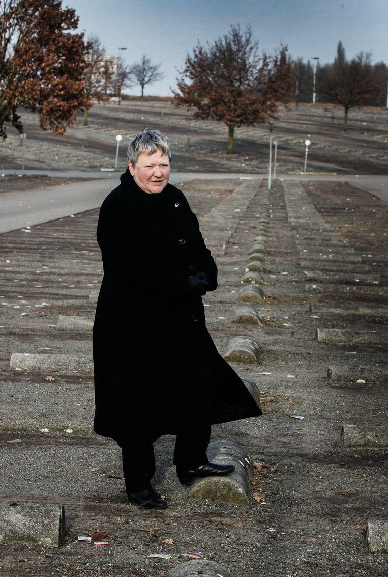 Marleen Mertens, burgemeester van Grimbergen: