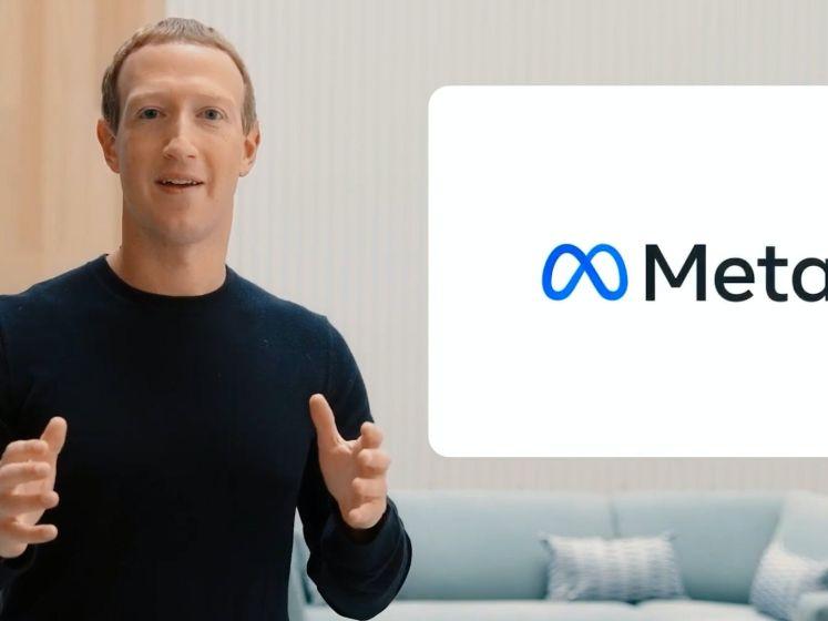 Moederbedrijf van Facebook verandert naam in Meta