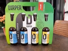 Denekamps Doarper bier klaar voor de verkoop, 'nog lekkerder dan waar we op hoopten'