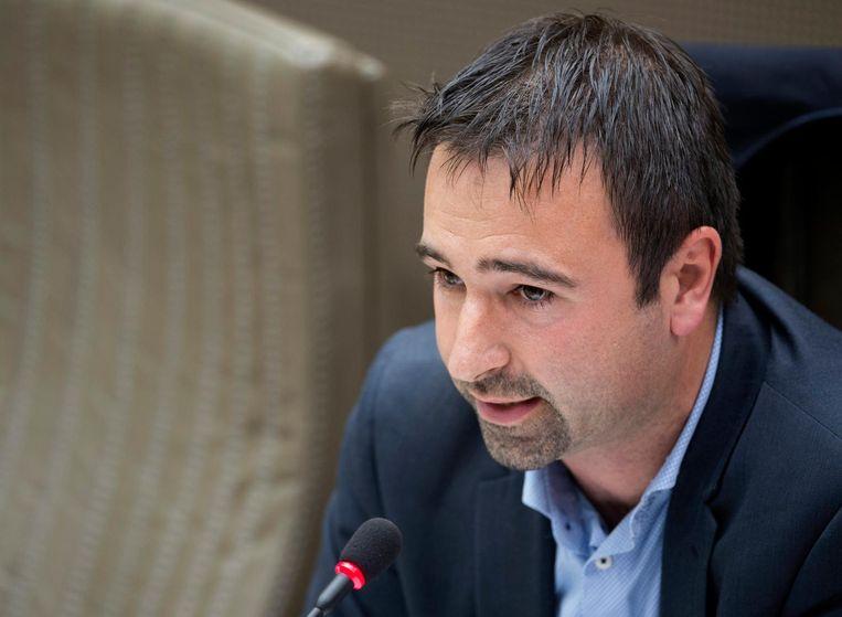 Vlaams Parlementslid Koen Daniëls (N-VA). Beeld photo_news