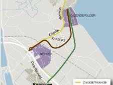 Deur nog op een kier voor ander tracé Zanddijk tussen A58 en Yerseke
