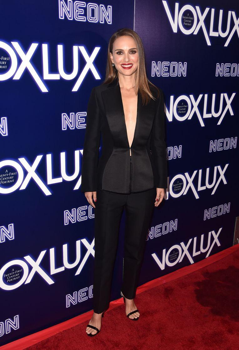 Natalie Portman. Beeld Getty Images