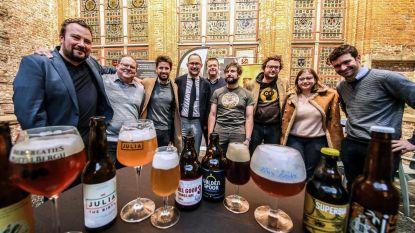 Vanaf maart lokale biertjes op ontvangsten in stadhuis