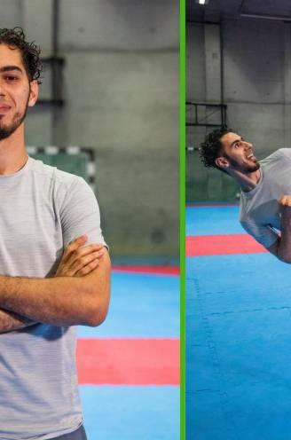 """TIJD VOOR TOKIO. Taekwondoka Jaouad Achab wil vooral genieten op de Spelen: """"Mezelf té veel druk opgelegd in Rio"""""""