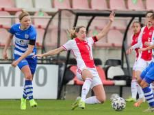 Jill Diekman krijgt bij PEC Zwolle Vrouwen de kans om nog veel beter te worden