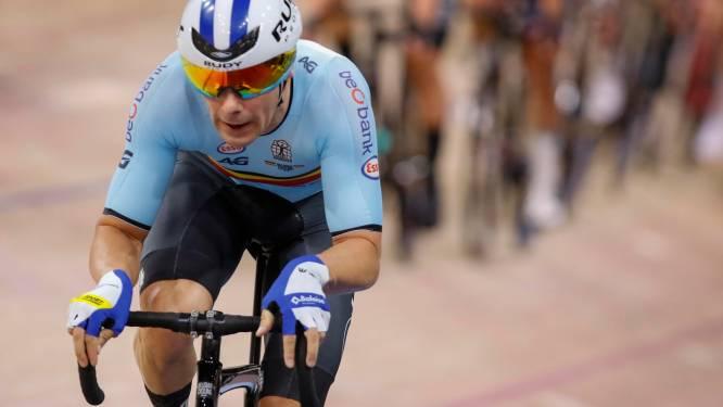 """Kenny De Ketele klaar voor International Belgian Track Meeting in VWEM: """"Op allerlei vlak een test"""""""