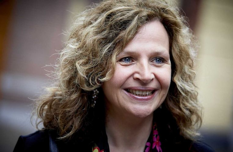 Minister Edith Schippers van Volksgezondheid Beeld anp
