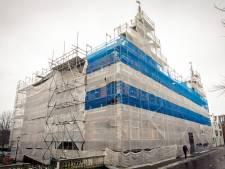 Gemeente wil weinig kwijt over conflict Hollandiagebouw