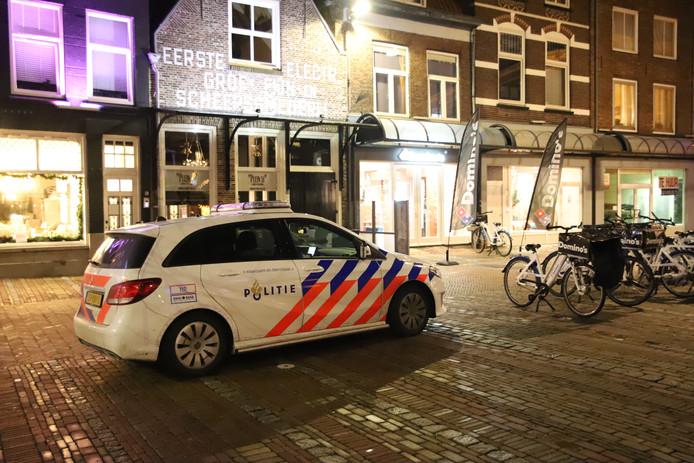 Pizzakoerier Beroofd Van Geld En Telefoon In Tiel Tiel