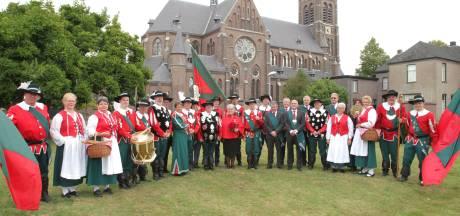 Vier dagen gildefeest in Helmond, ook  met Jeroen van den Boom en Johnny Sleegers