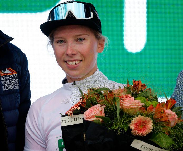 Lorena Wiebes won de EPZ Omloop van Borsele.